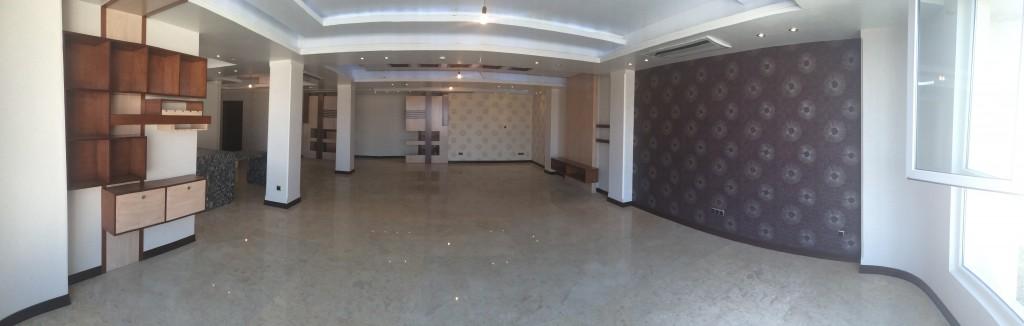طراحی و اجرای پروژه ساختمانی زعفرانیه مهندس جباری و مهندس عباسی