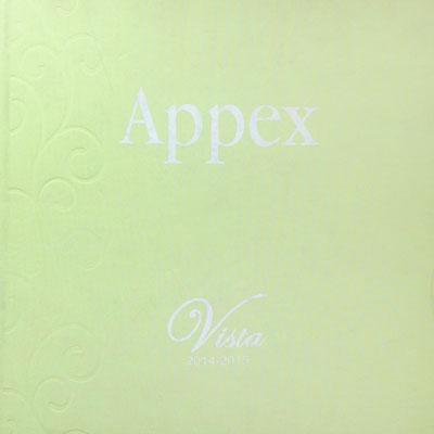 کاغذدیواری ویستا Vista      آلبوم کاغذدیواری Appex      کاغذدیواری قابل شستشو        دکوراسیون داخلی پویانو