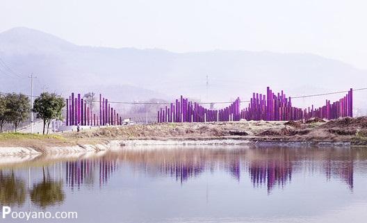 طراحی شهری – میدان Soundway در چین