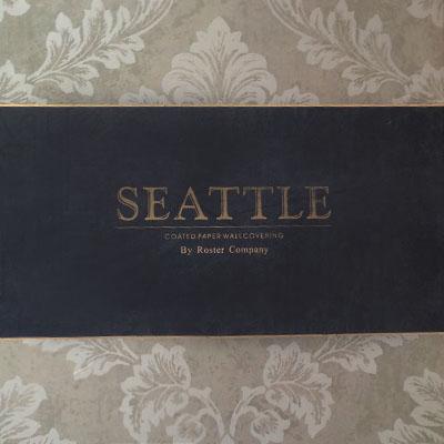 کاغذدیواری سیاتل Seattle          آلبوم کاغذدیواری روستر  Roster            کاغذدیواری قابل شستشو           دکوراسیون داخلی پویانو