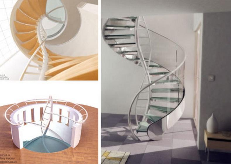 پله و راه پله و طراحی های خلاقانه