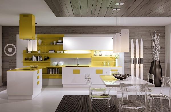 سایت پویانو-آشپزخانه های مینیمال