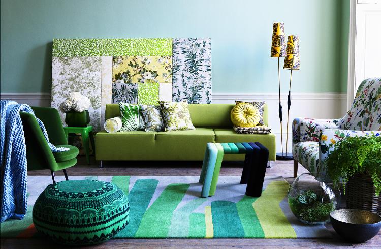 قدرت فنگ شویی رنگ برای ایجاد خانه ای زیباتر