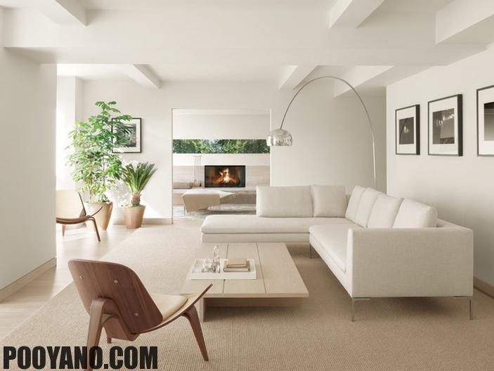 سایت پویانو-دیوارهای سفید
