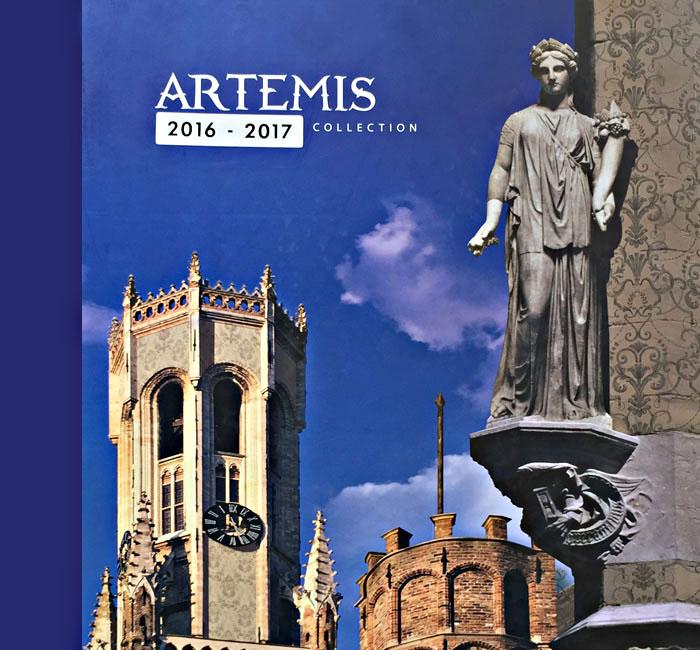 کاغذدیواری آرتمیس   Artemis       دکوراسیون داخلی پویانو