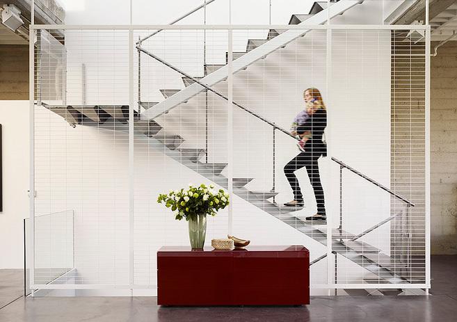 سایت پویانو-نرده ها در طراحی داخلی