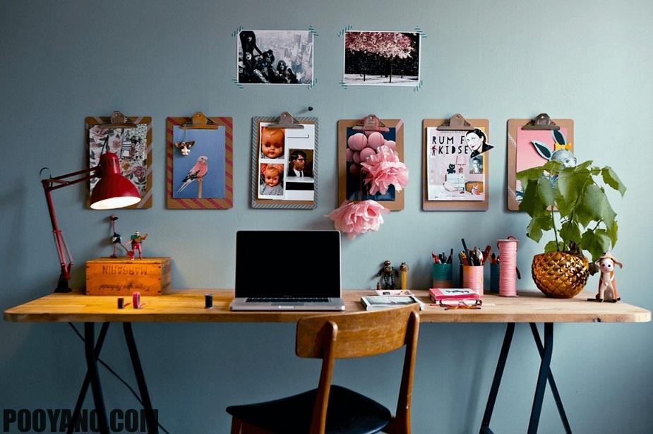 طراحی دفترکار خانگی