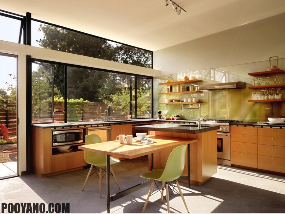 کابینت های مدرن آشپزخانه