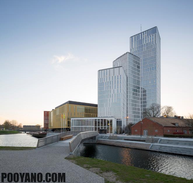معماری شهر درون شهر