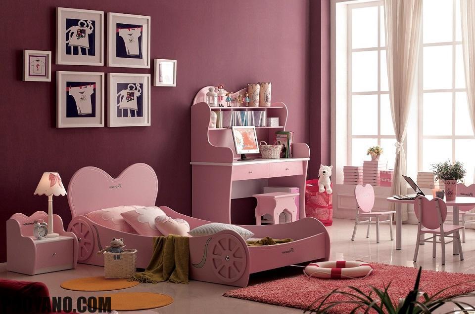 ایده های رنگارنگ برای اتاق خواب بچه ها