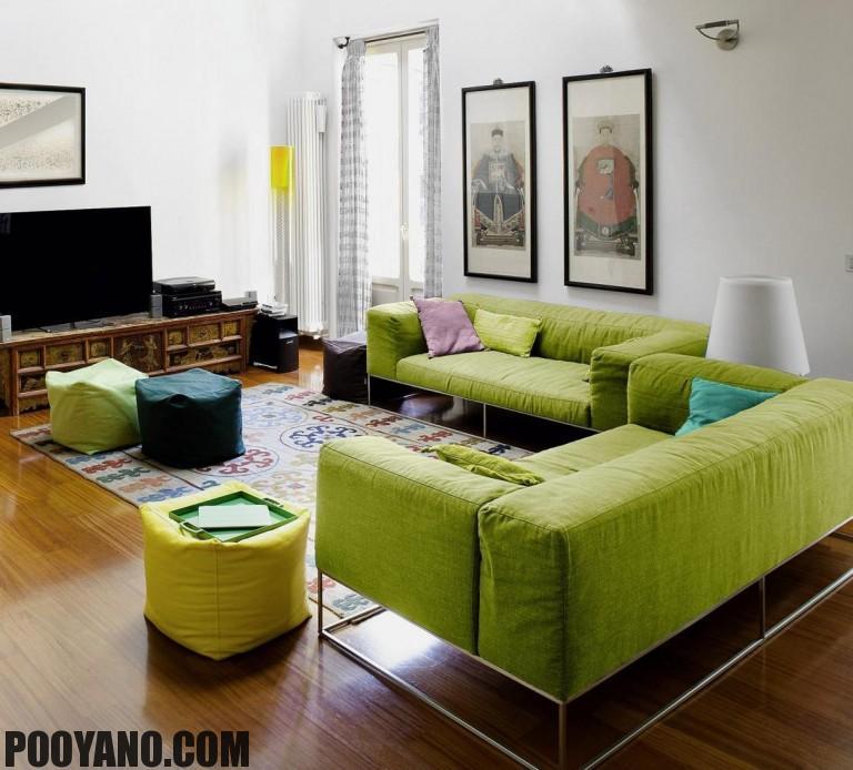 طراحی آپارتمان با توجه به راحتی کودکان