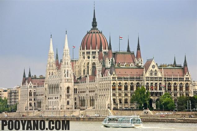 معماری ساختمان مجلس