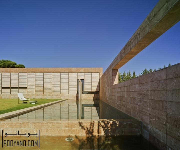 استخر آب گرم طبیعی و هتل لارومانا در اسپانیا