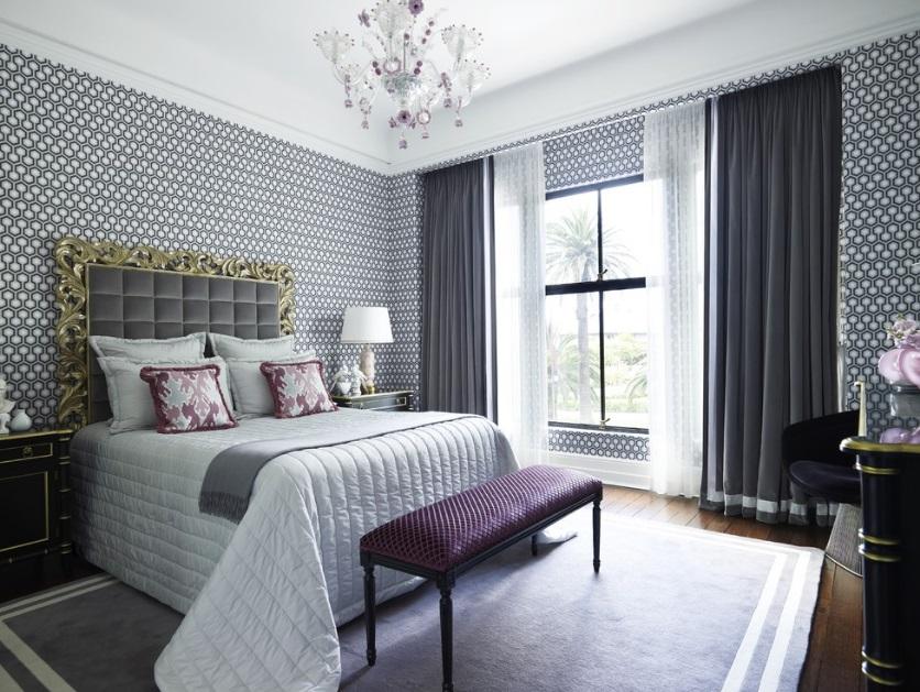 دکوراسیون و تزئین اتاق خواب های افسانه ای