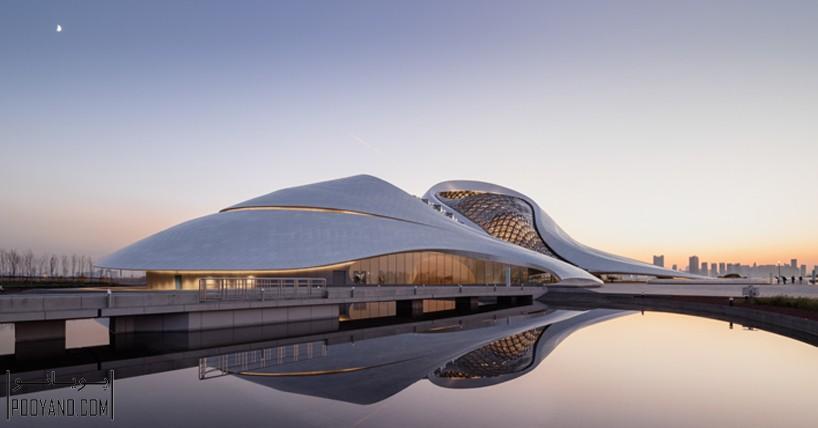 خانه اپرا هاربین در چین / معماران MAD