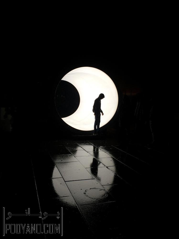 برگزاری فستیوال هنرهای نورپردازی