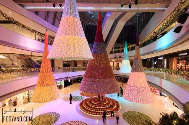 درختان تابناک / معماران Spatial Practice
