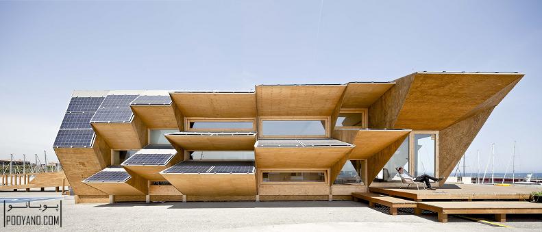معماری هوشمند مرکز تحقیقاتی اندزا / موسسه معماران پیشرفته کاتالونیا