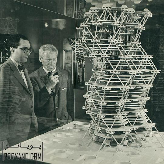 معرفی آثار لویی کان (استونی ۱۹۰۱-۱۹۷۴)