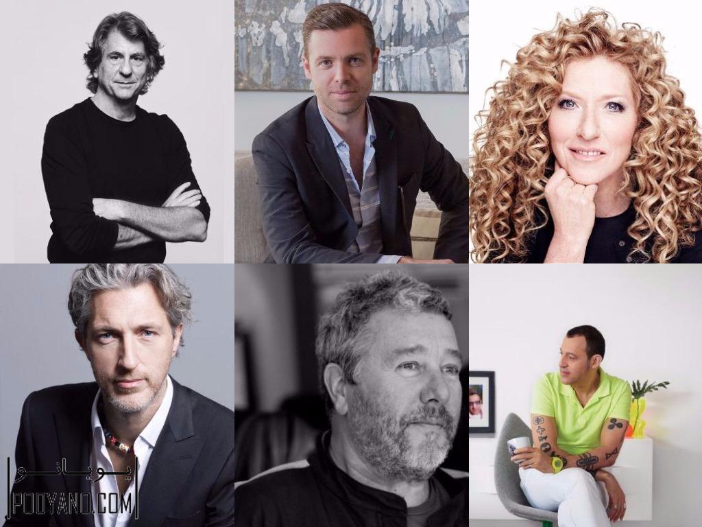 ۱۰ نفر از بهترین طراحان داخلی جهان