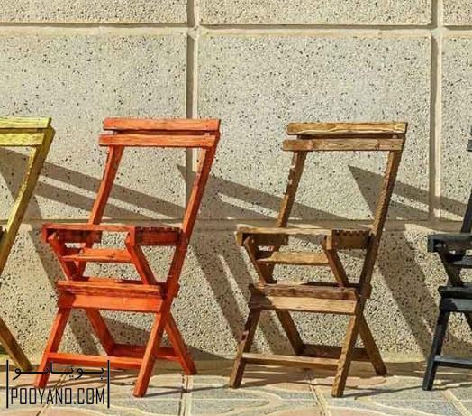 صندلی چوبی ایکیا IKEA