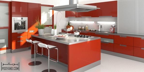 راهنمای خرید کابینت آشپزخانه ؛ راهنمای انتخاب کابینت آشپزخانه