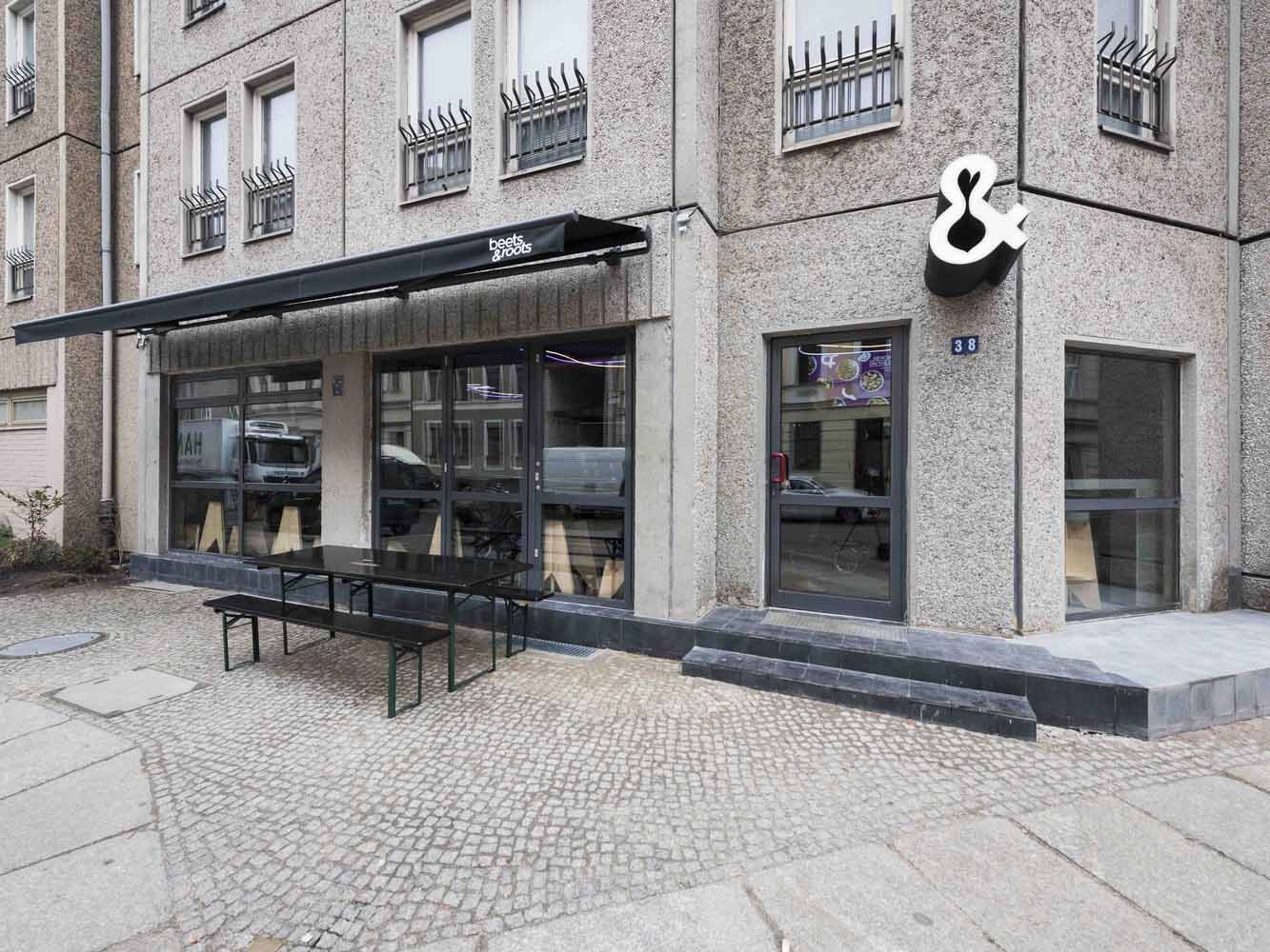 طراحی رستوران بیتز و روتز Beets & Roots برلین / مهندس معمار گونزالس هاسه Gonzalez Haase