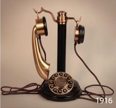تلفن رومیزی والتر مدل ۱۹۱۶