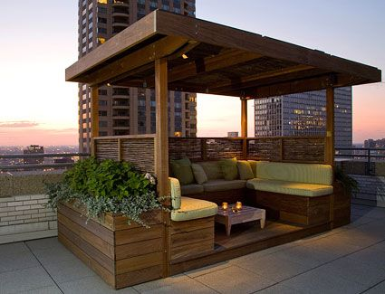 Awesome Rooftop Design Ideas Images - Interior Design Ideas ...