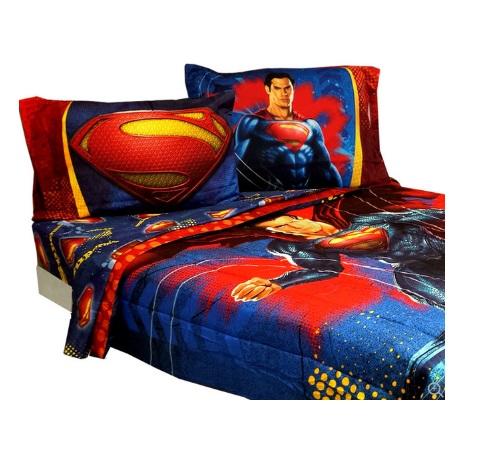 روتختی کودک پسرانه مدل سوپرمن
