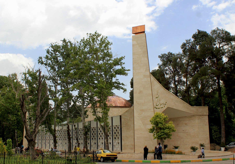طراحی داخلی مسجد محمد رسول الله / گروه معماری Paya Payrang