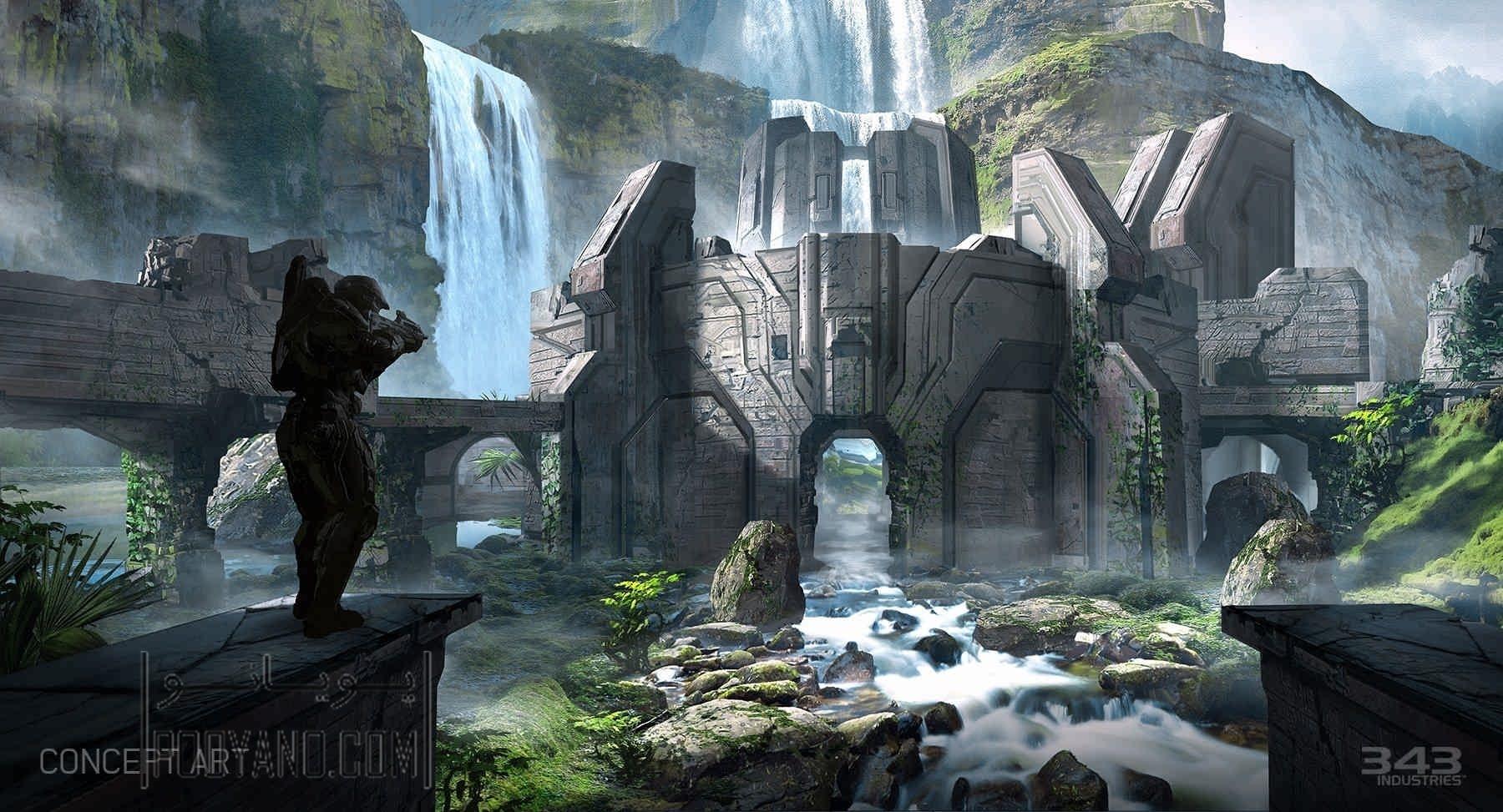 معماری بنا در بازی کامپیوتری : کدام بازی ویدئویی بهترین معماری را دارند؟