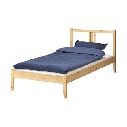 فریم تخت یک نفره IKEA ایکیا مدل FJELLSE