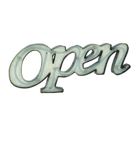 علامت تزئینی فلکسی باز open