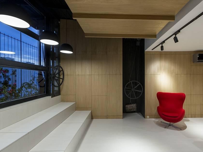 بازسازی خانه ۴۵ متر مربعی / دفتر معماری اشعری