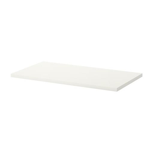 رویه میز سفید ایکیا مدل LINNMON
