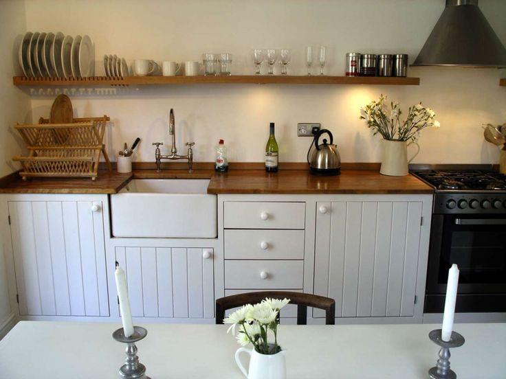 سبک روستیک مدرن در آشپزخانه