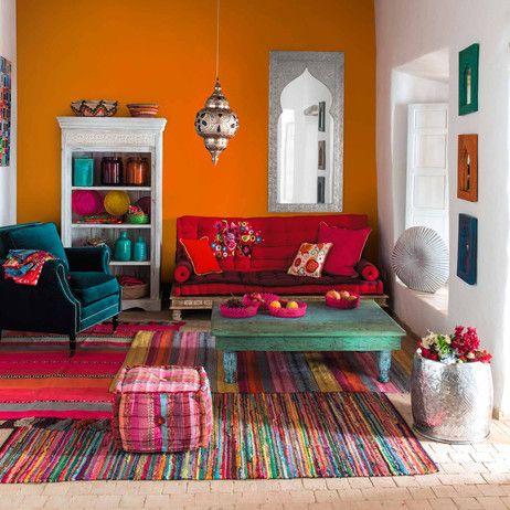 رنگ هایی که مناسب منزل نیست ، در دکوراسیون خانه از این رنگ ها دوری کنید!