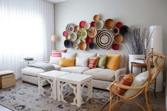طراحی دیوار : با دیوار های خسته کننده خانه خداحافظی کنید!
