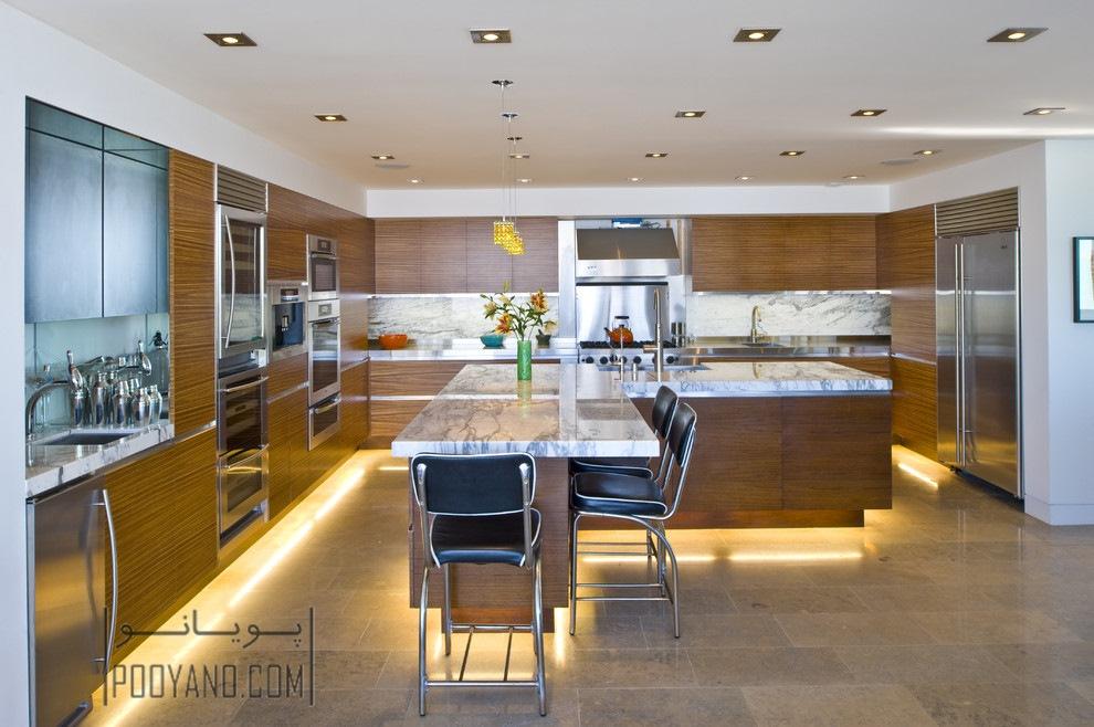 روشنایی داخلی منازل با ۱۰ تا از برترین ترفندهای یک طراح داخلی