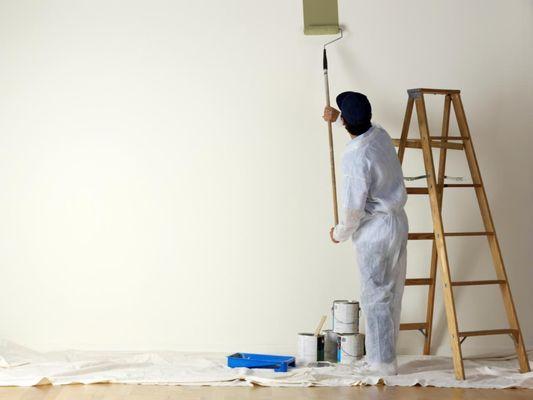 نکاتی در رنگ کردن خانه که میبایست توجه کرد