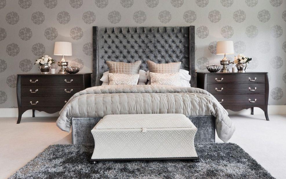 کاغذدیواری اتاق خواب