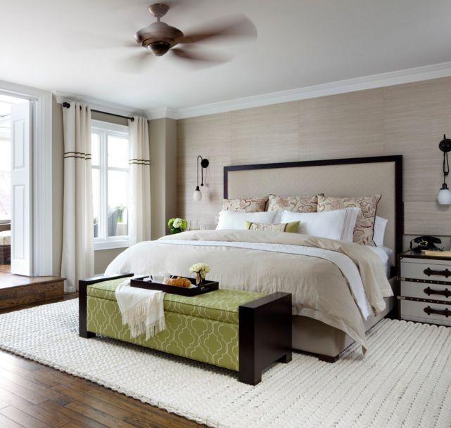 فقط بافت(بدون طرح و نقش) درکاغذدیواری اتاق خواب