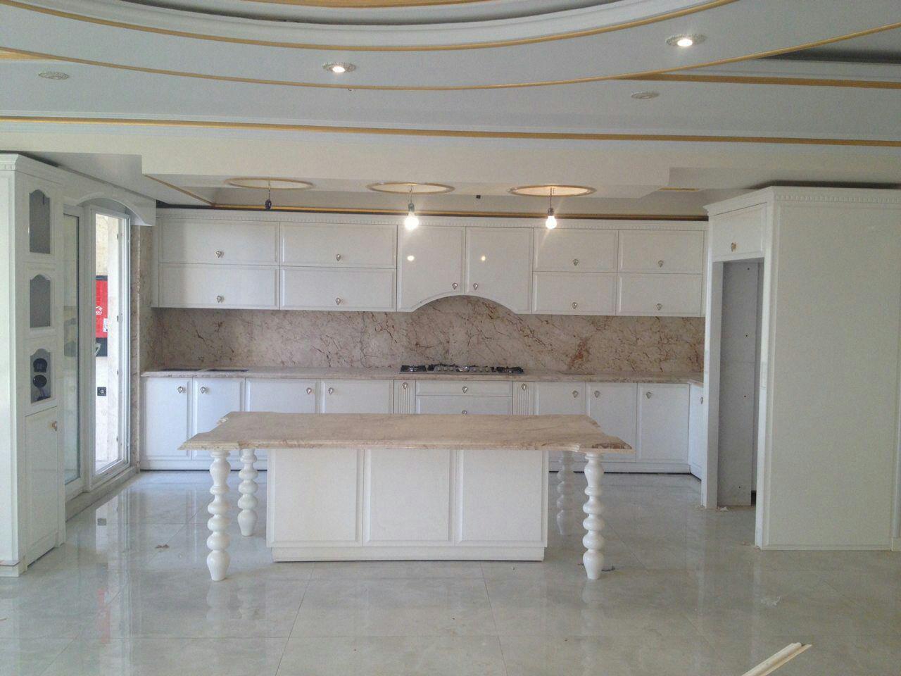 انواع مدل کابینت آشپزخانه ممبران / شرکت طراحی داخلی محمد صادق آجرلو