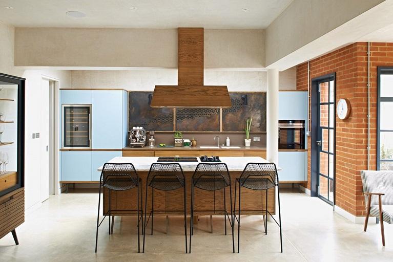 بازسازی خانه متعلق به سبک ادواردین برای موسس برند دوچرخه Rapha / گروه معماری Richard Parr and Associates