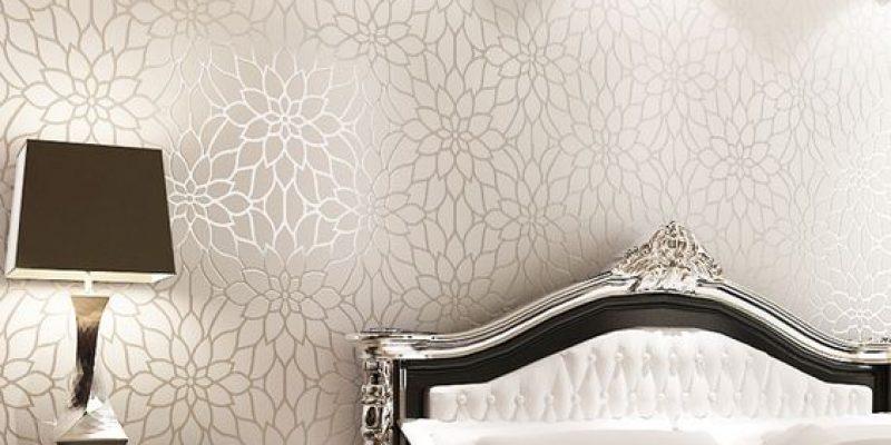 طرح و مدل کاغذ دیواری اتاق خواب