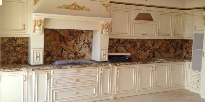 اجرای انواع کابینت آشپزخانه با جنس های مختلف ؟ کدام بهتر است ؟