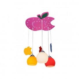 آویز اتاق کودک مدل سیب کد ۵۶۶۲