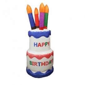 کیک دکوراتیو بادی ویژه دکور جشن تولد