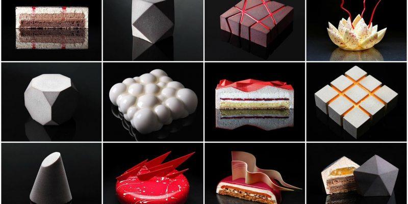 پیشینه طراحی یک معمار  با ذوق ، الهام بخش تهیه دسر و شیرینی ها